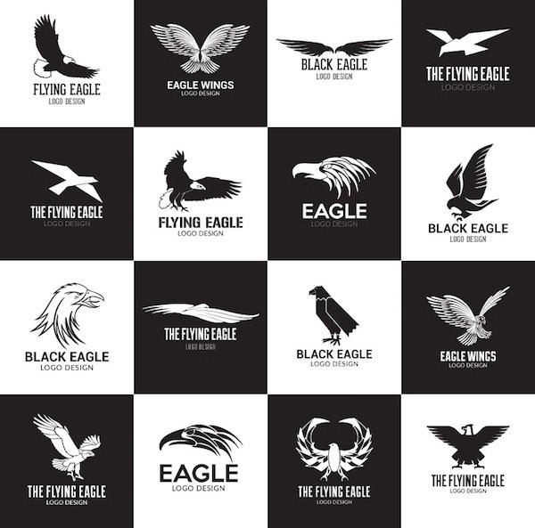 16-Eagle-Logos-in-vector