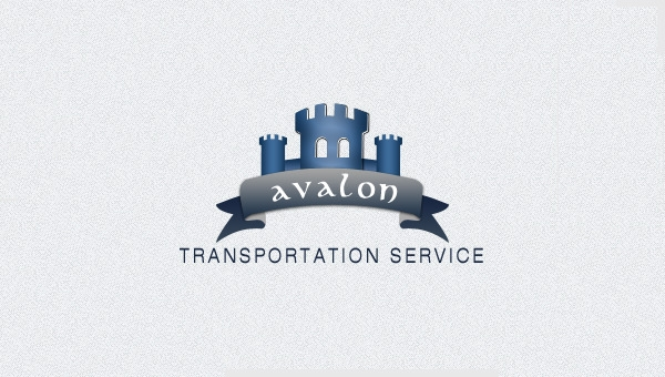 Avalon-Transportation-Logo-design