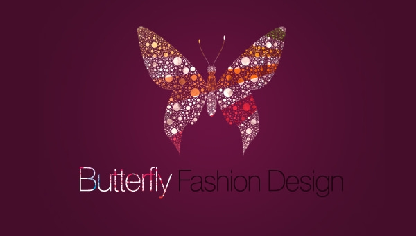 Butterfly-fashion-Design-Logo
