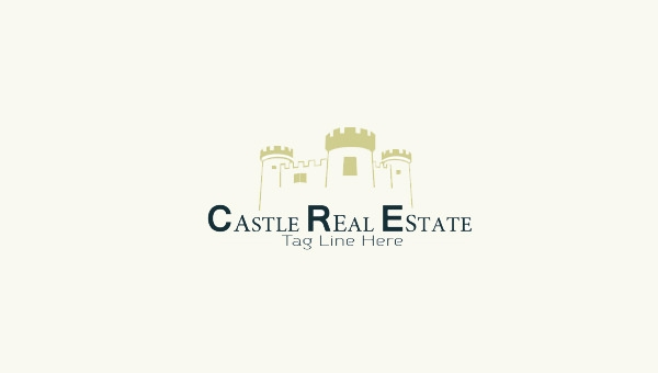 Castle-Real-Estate-Logo-Design