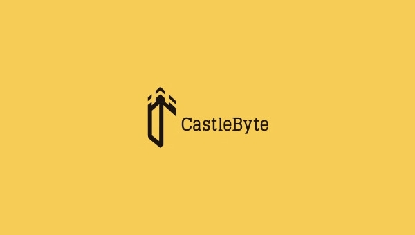 Castle-byte-Logo-Design