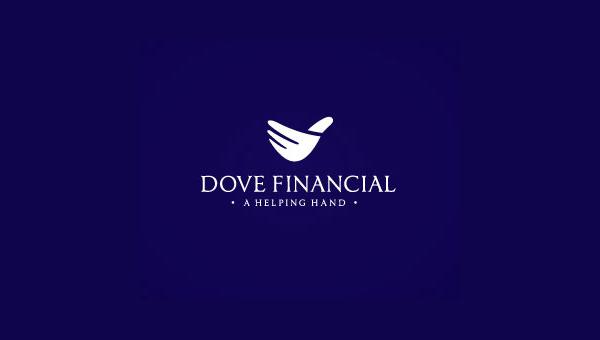 Dove-Financial-Logo-Design