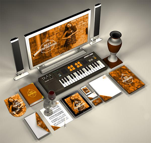 Elegant-Corporate-Branding-Free-PSD-Mockup