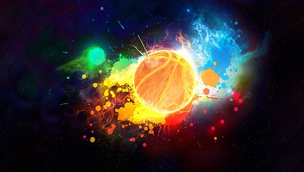 Fiery-basketball-Wallpapers-HD
