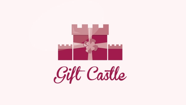 Gift-Castle-Logo-design