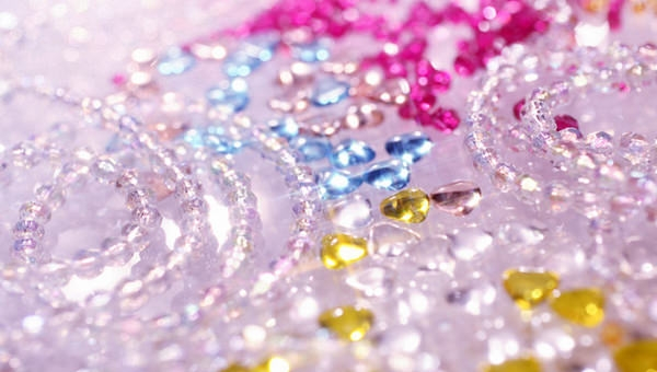 Glittering-Ornaments-Desktop-Background