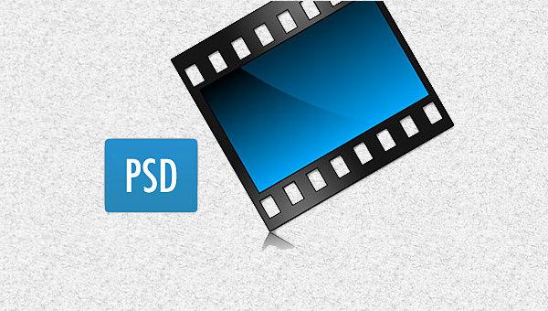 Glossy-Movie-Strip-PSD