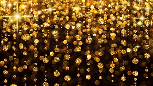 Gold-Glitter-Glow-Stones-Wallpaper