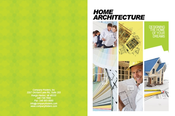 Home-Architecture-Presentation-Folder