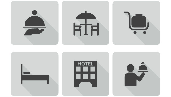 Hotel-Service-Icon-Set