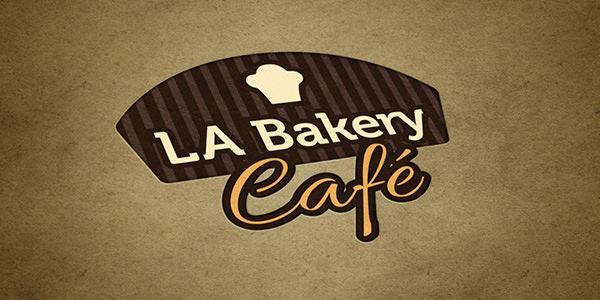 LABakery cafe logo