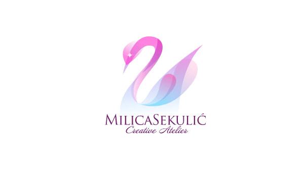 Milica-Sekulic Logo-Design