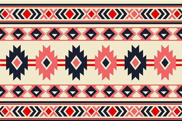 native american decoration pattern
