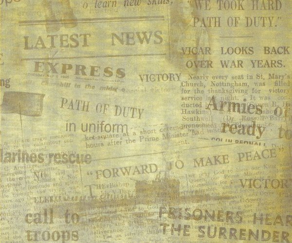 Old Newspaper Textures