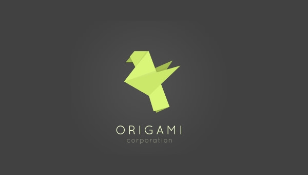 Origami-Logo-Design