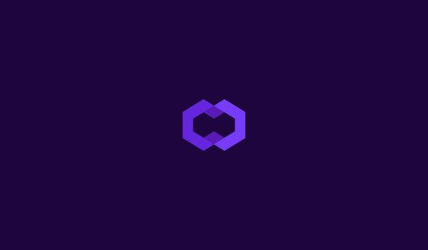 Overlapped cm logo