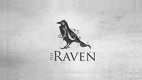 The-Raven-Logo-Design