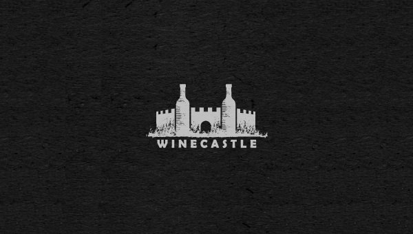 Wine-Castle-Logo-Design