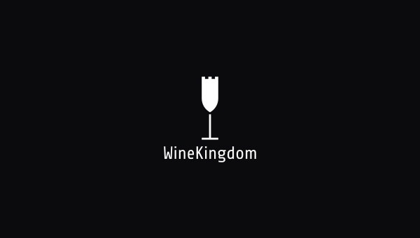 Wine-Kingdom-Logo-design