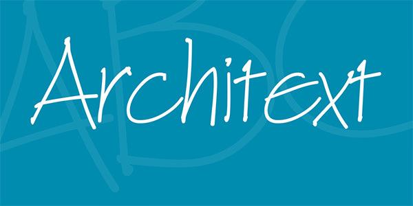 architext-font