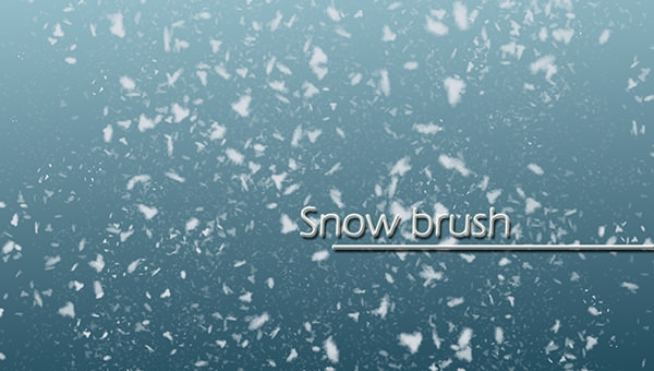 awesome-snow_brush