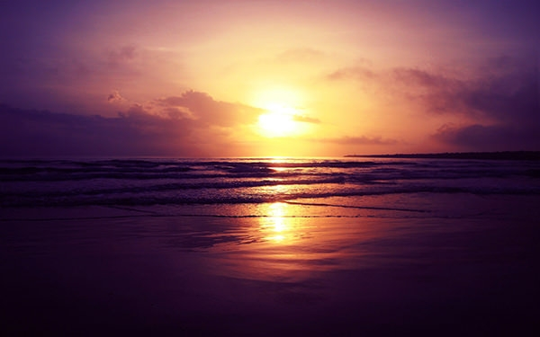 beach_sunset-wide-screen-wallpaper