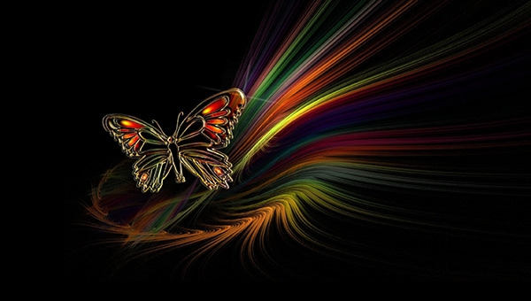 beautifully-animated-Butterfly-background