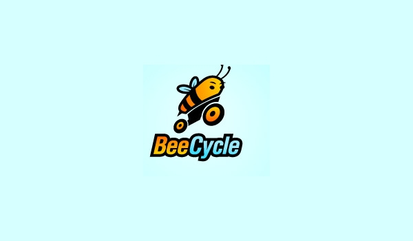 bee cycle logo