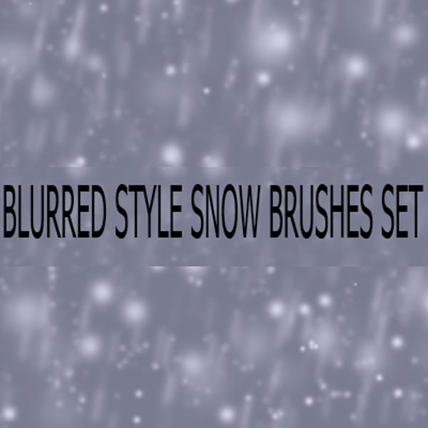 blurred-style-snow_brushes