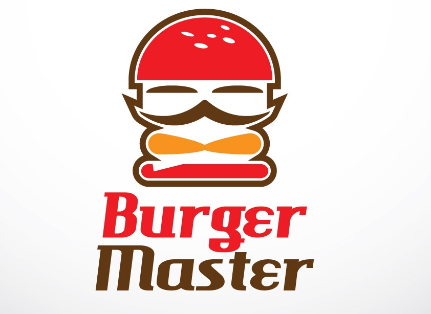 burger-master-logo-design