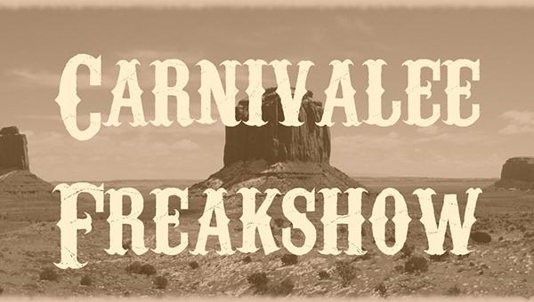 carnivalee-freakshow-font