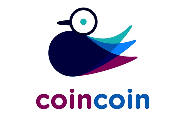 coin coin-logo design