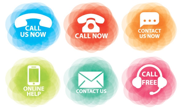 colorful-contact-icons-free-vector