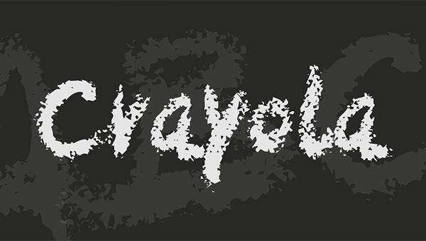 crayola-font
