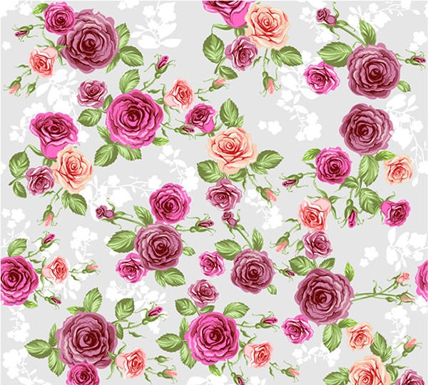 creative-rose-pattern