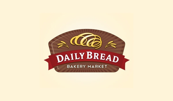 daily bread bakery logo