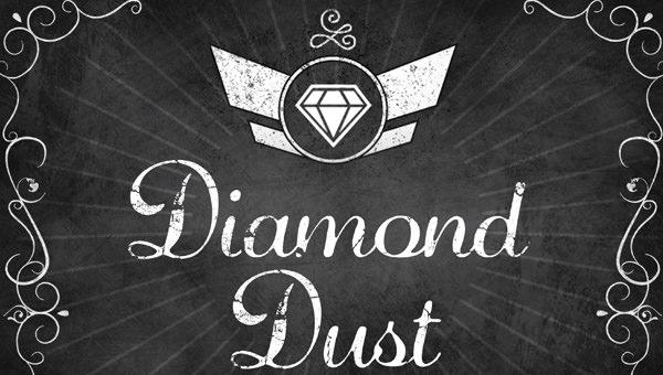 diamond-dust-font