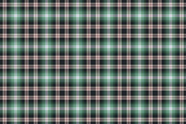 faded plaid patterns