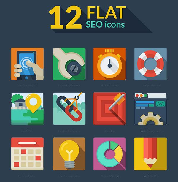 flat_seo_icons