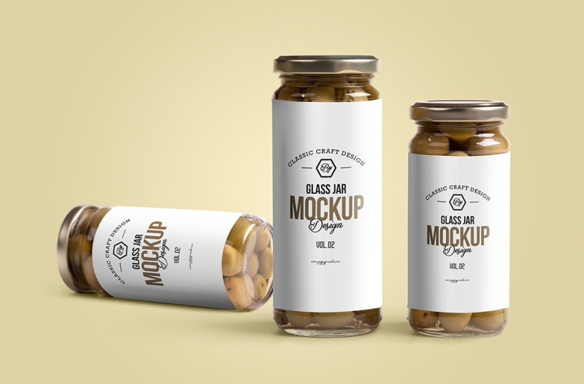 free-glass-jar-mockup