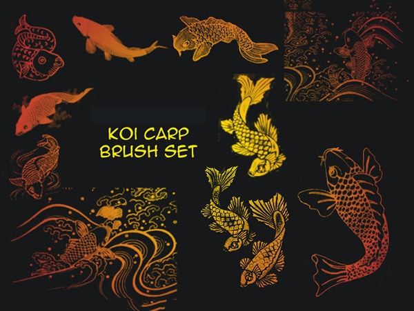free-koi_carp_fidh-photoshop-brushes