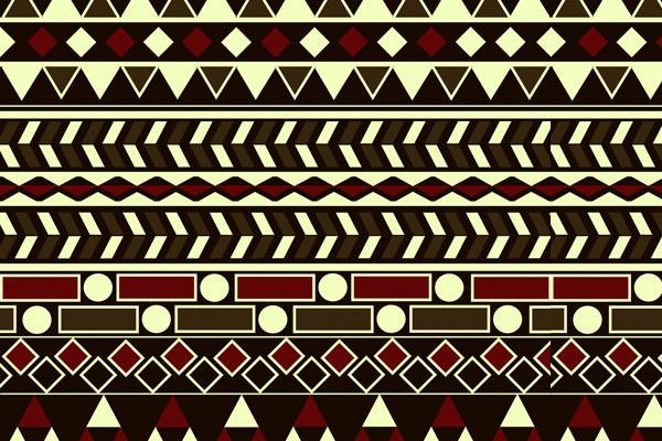 free tileable tribal pattern