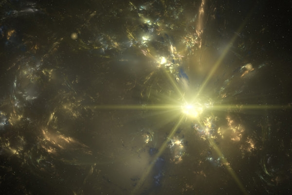 gold_nebulaspace texture