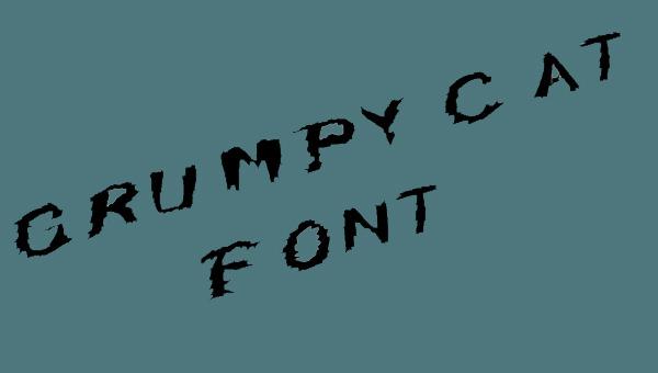 grumpy-cat-font