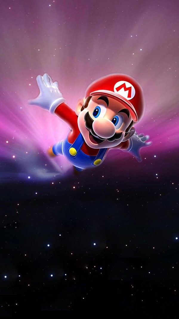 hd-mobile-phone-wallpaper-mario-galaxy