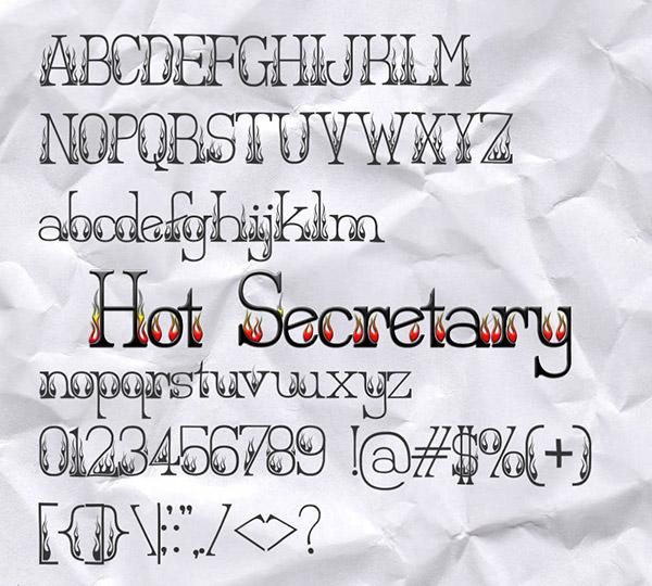 hotsecretary