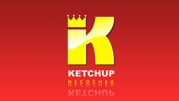 ideal crown ketchup logo