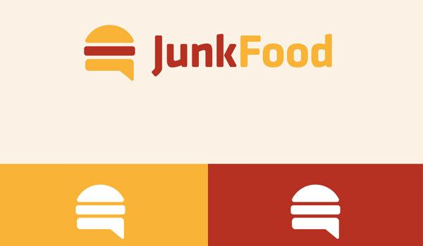 junkfood-logo-design