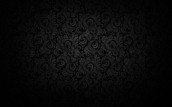 lovely black floral download