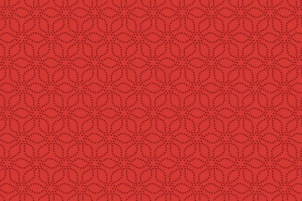 modern-red-floral-pattern